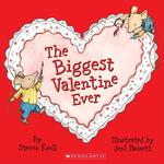 Biggest Valentine Ever book