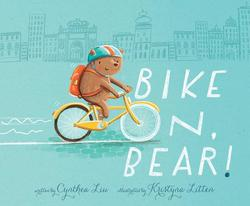 Bike On, Bear! book