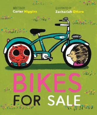 Bikes for Sale book