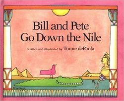 Bill and Pete Go Down the Nile book