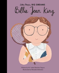 Billie Jean King book