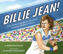 Billie Jean! book