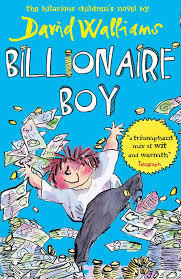 Billionaire Boy book