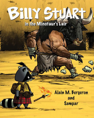 Billy Stuart in the Minotaur's Lair Book