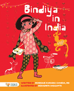 Bindiya in India book