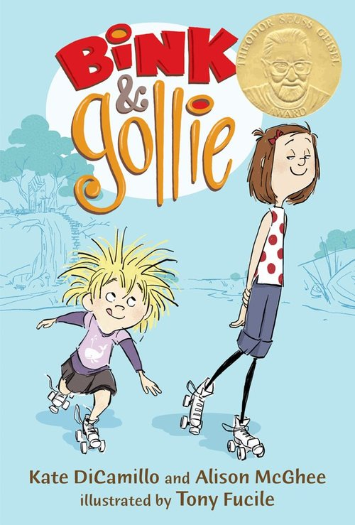 Bink and Gollie book