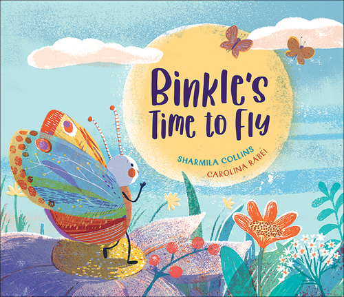 Binkle's Time to Fly book