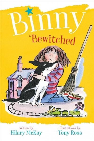 Binny Bewitched book