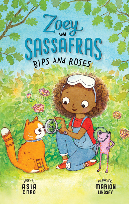 Bips and Roses book