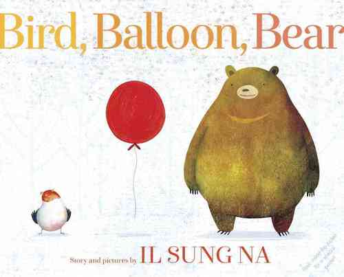 Bird, Balloon, Bear Book