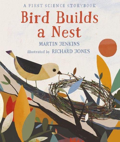 Bird Builds a Nest book