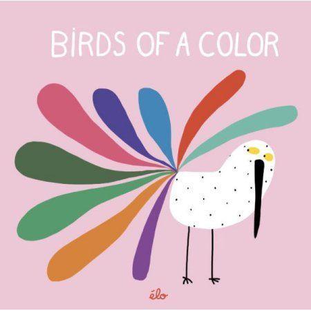 Birds of a Color book