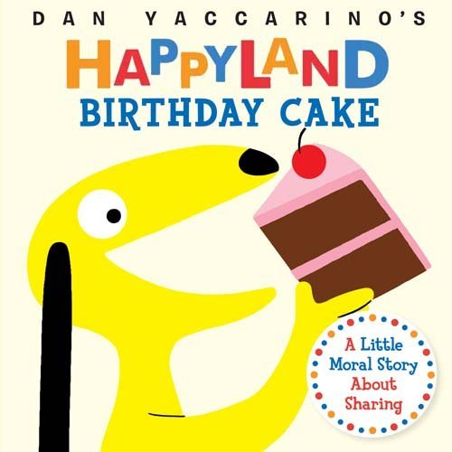 Birthday Cake book