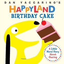 Birthday Cake book