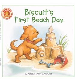 Biscuit's First Beach Day (Bound for Schools & Libraries) book