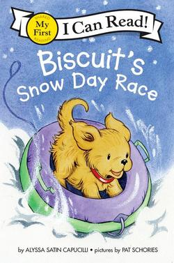 Biscuit's Snow Day Race book