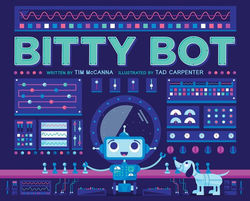 Bitty Bot book