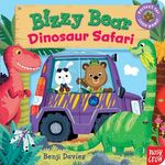 Bizzy Bear: Dinosaur Safari book