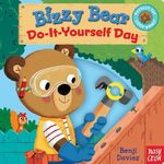 Bizzy Bear: Do-It-Yourself Day book