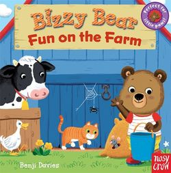 Bizzy Bear: Fun on the Farm Book