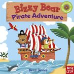 Bizzy Bear: Pirate Adventure book