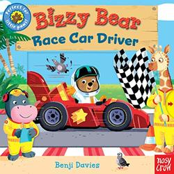 Bizzy Bear: Race Car Driver book