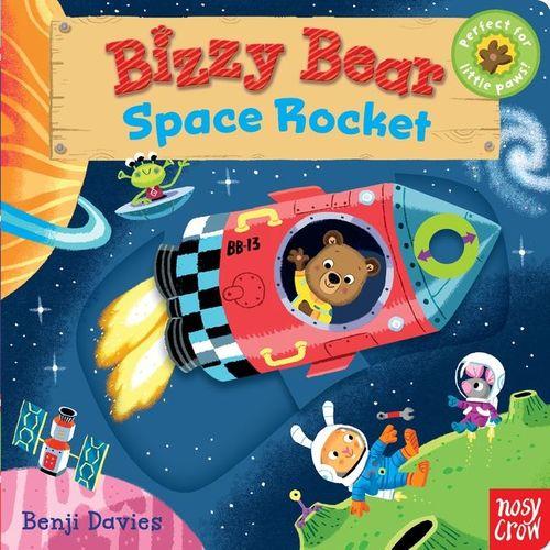Bizzy Bear: Space Rocket book