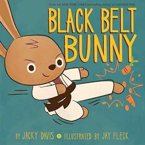 Black Belt Bunny book