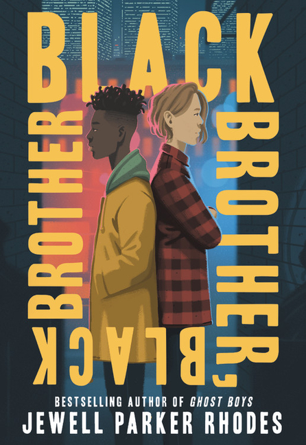 Black Brother, Black Brother book