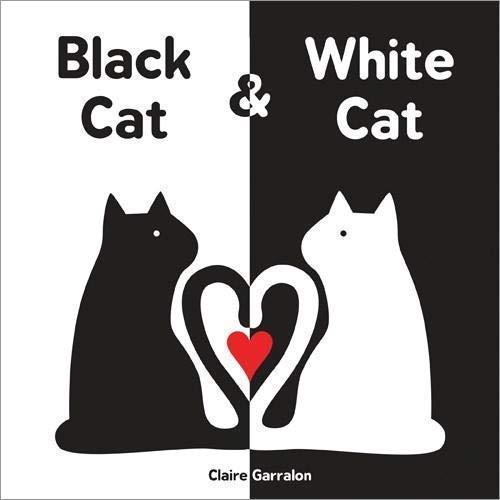 Black Cat & White Cat book