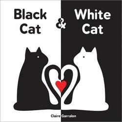 Black Cat & White Cat book
