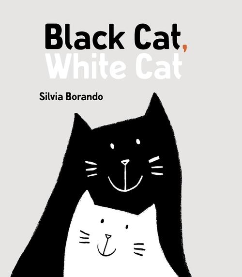 Black Cat, White Cat book