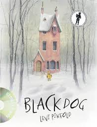 Black Dog book