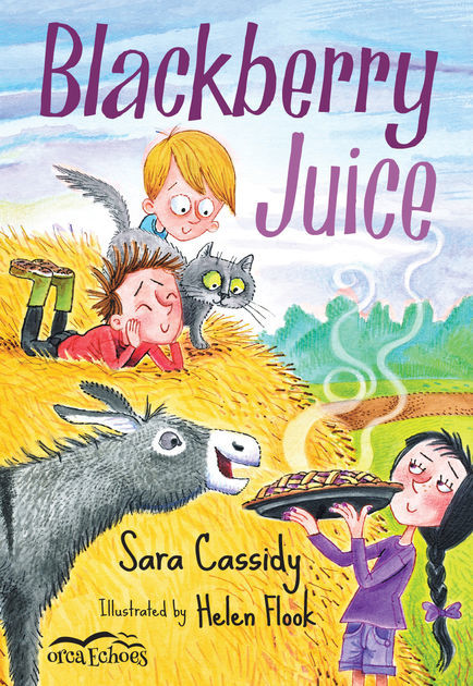 Blackberry Juice book