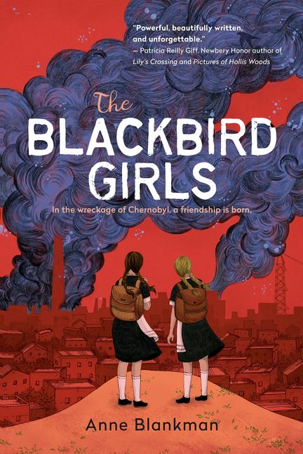 Blackbird Girls book