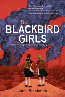 Blackbird Girls book