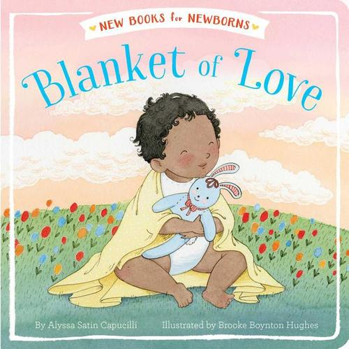 Blanket of Love book