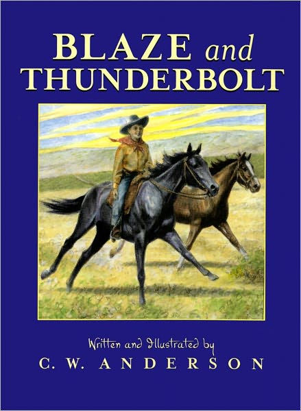 Blaze and Thunderbolt book