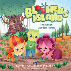 Bloomers Island: The Great Garden Party book
