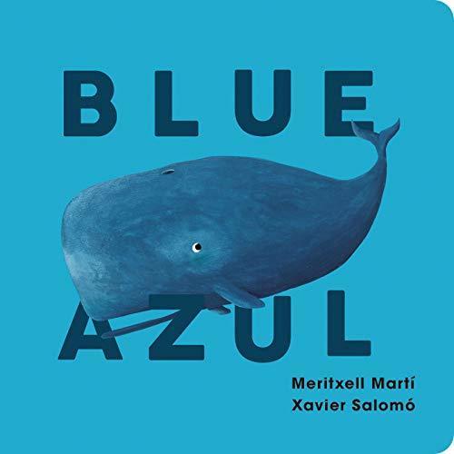 Blue-Azul book