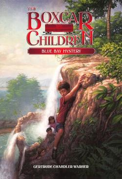 Blue Bay Mystery book