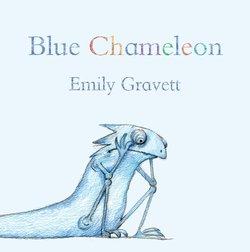 Blue Chameleon book