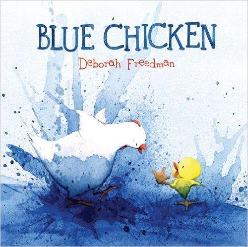 Blue Chicken book