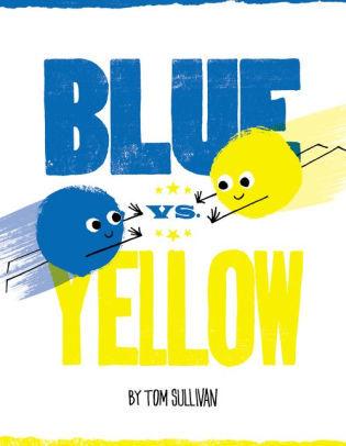 Blue vs. Yellow book