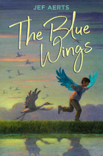 Blue Wings book