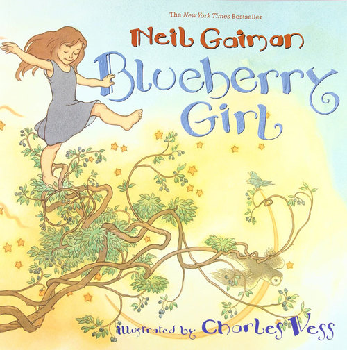 Blueberry Girl book
