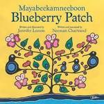 Blueberry Patch / Mayabeekamneeboon book
