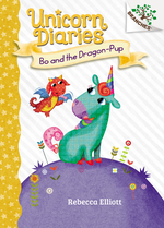 Bo and the Dragon-Pup book