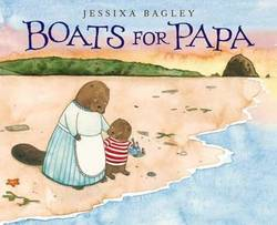 Boats for Papa book