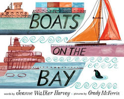 Boats on the Bay book
